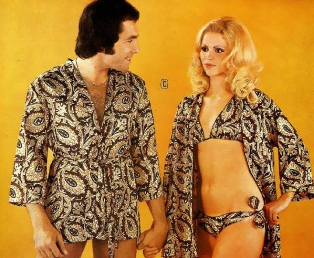 Экстравагантная мода 1970-х годов (30 фото)