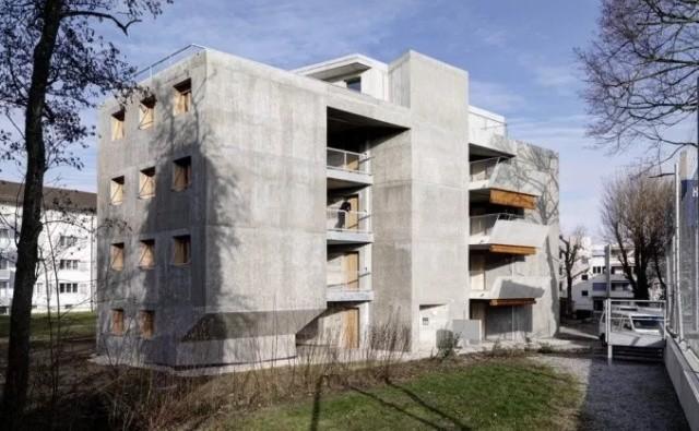 """""""Доступное жилье"""" по современным стандартам в Швейцарии (8 фото)"""
