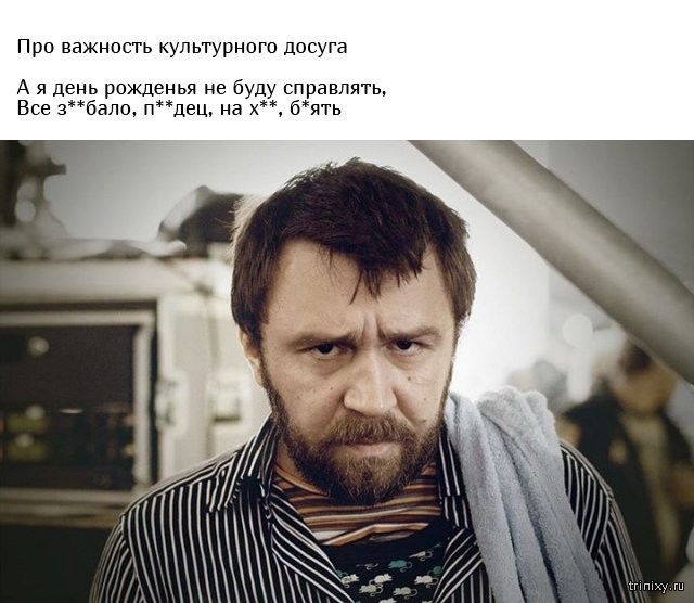 Сергей Шнуров вошёл в состав совета при комитете Госдумы (9 фото)