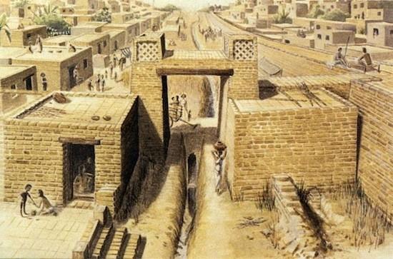 Невероятные археологические открытия (10 фото)