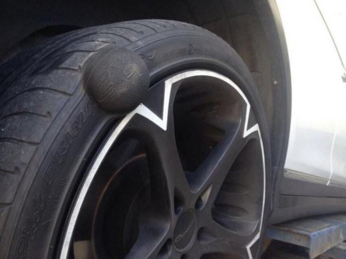 Признаки износа шин, которые укажут на неполадки автомобиля (5 фото)