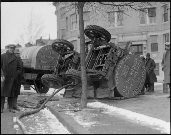 ДТП начала XX века: как это было (10 фото)