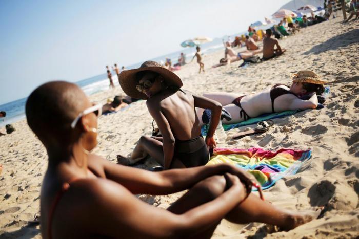 Чем так хороши пляжи Рио-де-Жанейро (23 фото)