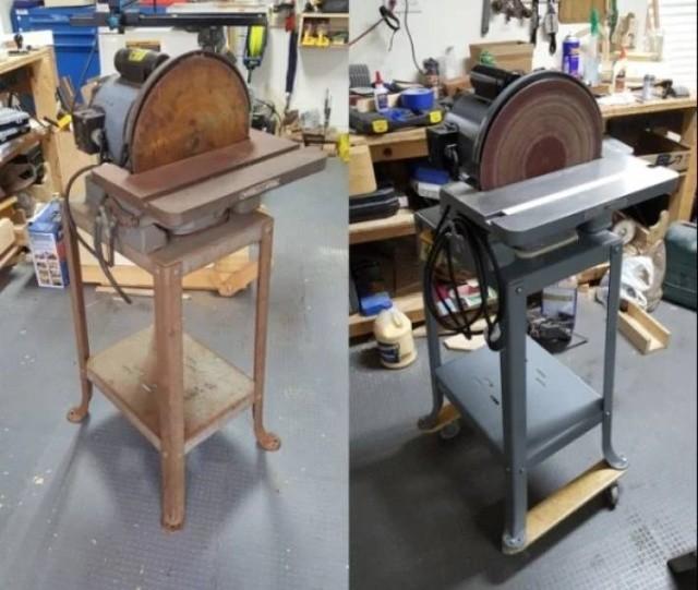 До и после реставрации (31 фото)