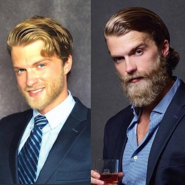 Борода меняет всё (20 фото)