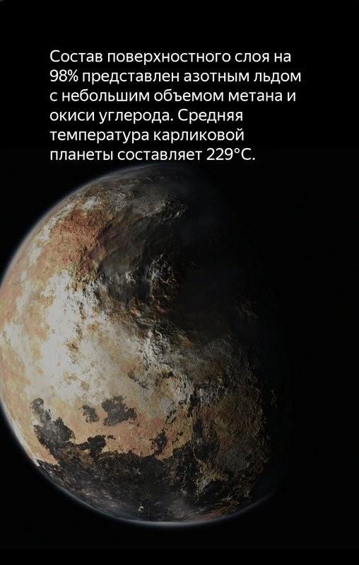 Факты про плутон (7 фото)