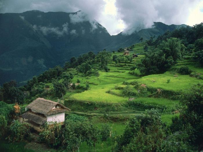 Страны, где жизнь дешевле, чем у вас дома (45 фото)
