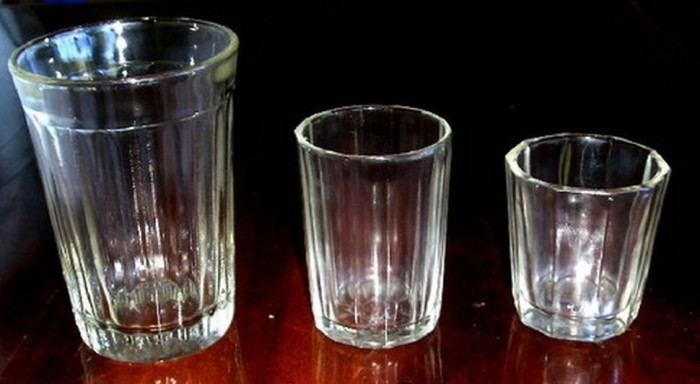 История советского граненого стакана (5 фото)
