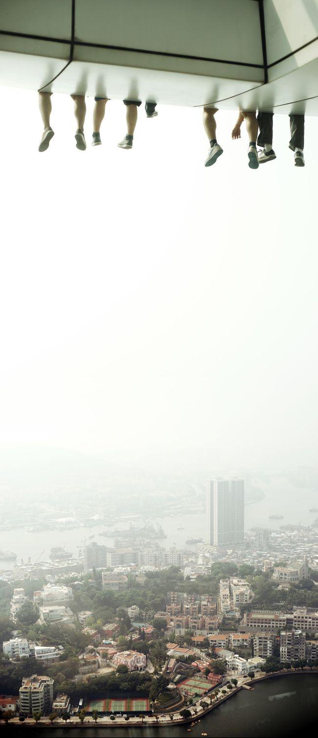 Высота, от которой захватывает дух (33 фото)