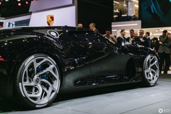 Как выглядит единственное в мире авто за 825 000 000 рублей (11 фото)