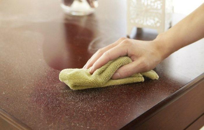 Доступное средство для борьбы с пылью в доме (4 фото)