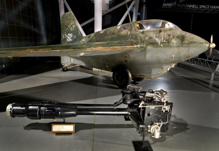 Самый маленький истребитель времен Второй мировой войны (6 фото)