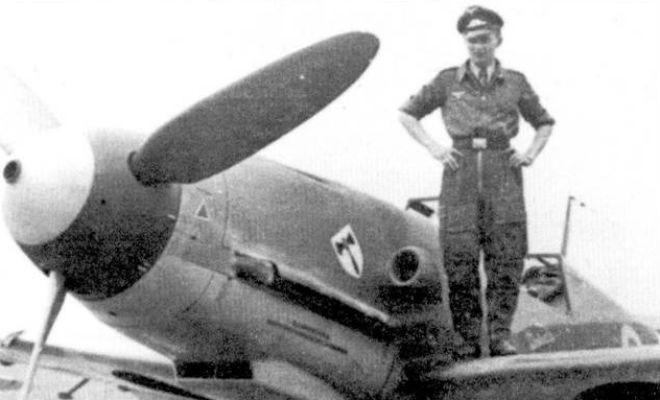 Негласный кодекс летчиков Вермахта (2 фото)