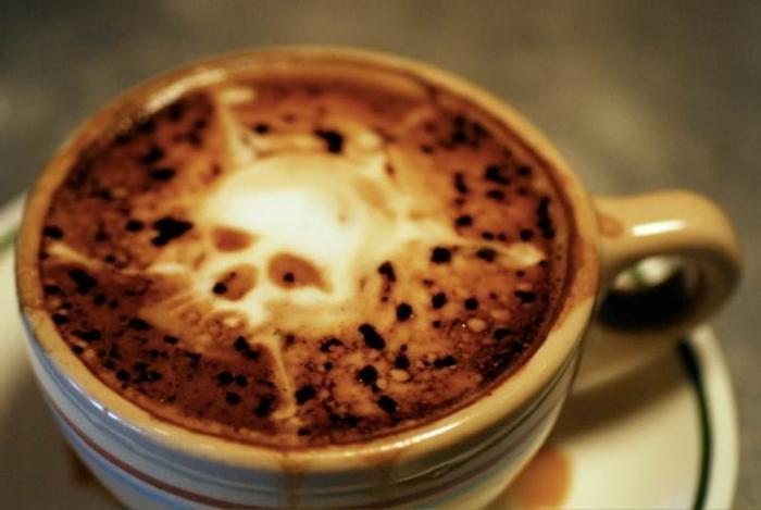 Жительнице Китая «постарела» на 30 лет из-за любви к кофе (4 фото)