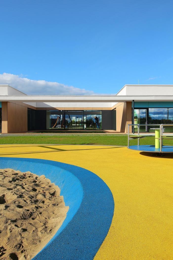 Детский сад в Польше (21 фото)
