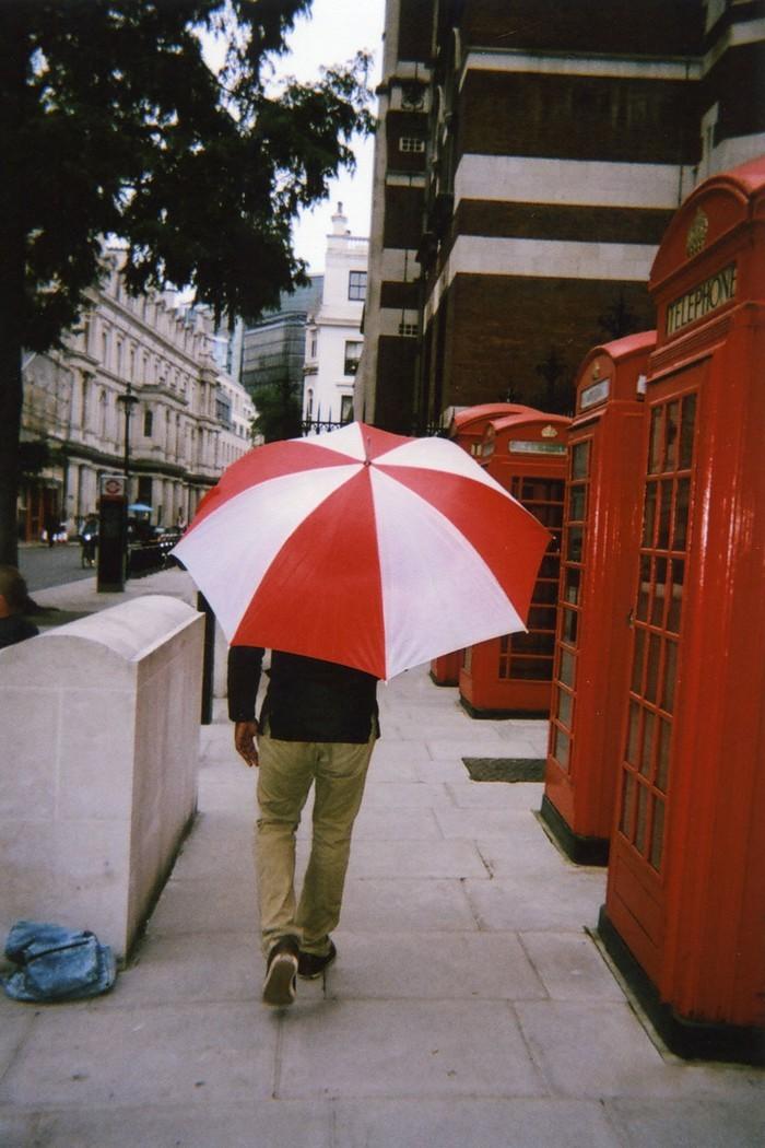 Лондон глазами бездомных (13 фото)
