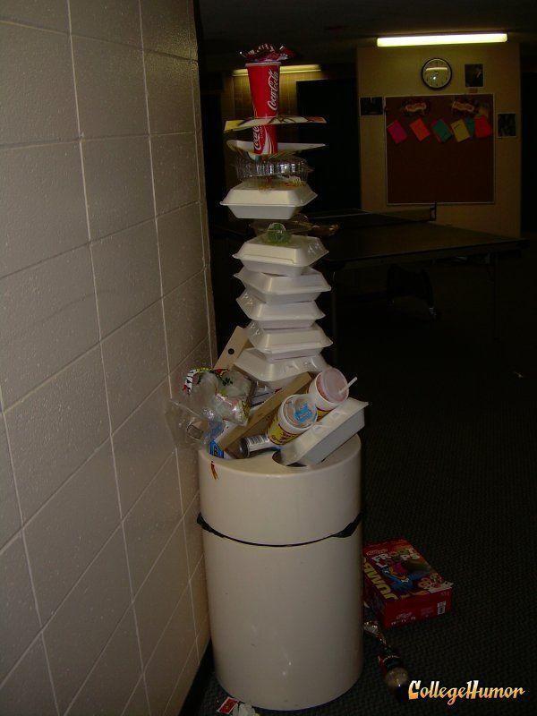 Чудеса баланса в студенческих приколах (19 фото)