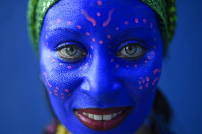 Бразильский карнавал в фотографиях (19 фото)