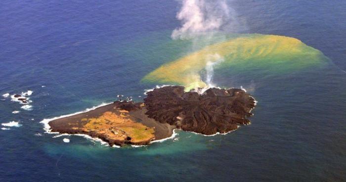 Интересные факты о вулканах (6 фото)