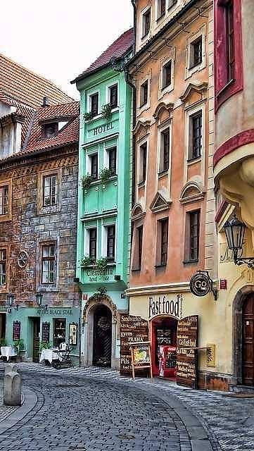 Любопытное о Праге (5 фото)