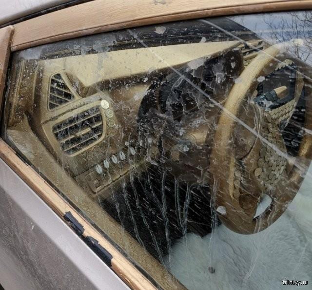 Индивидуальный тюнинг авто? Дорого и по-богатому! (4 фото)