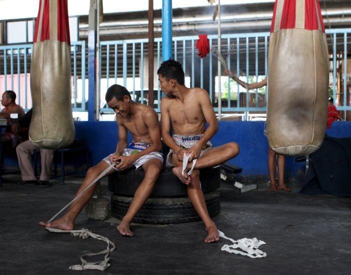 Тайский бокс (19 фото)