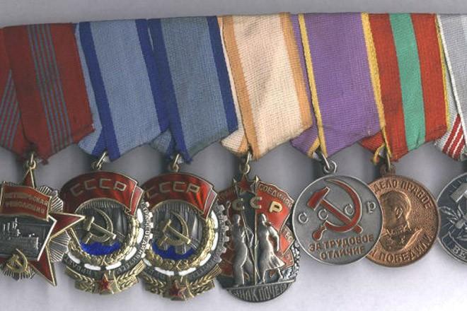 Медали СССР, которые могут сделать владельцев миллионерами (2 фото)