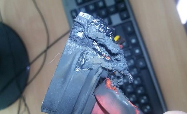 Почему не желательно оставлять включенный компьютер без присмотра (3 фото)