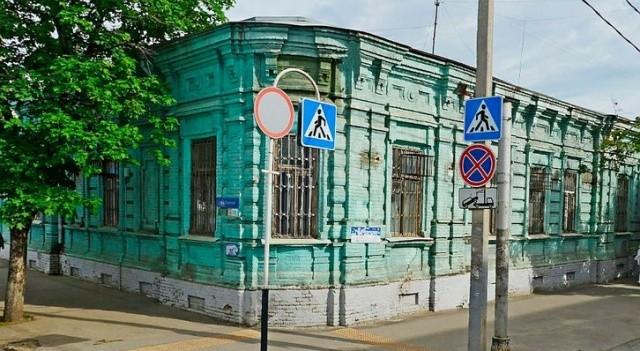 """""""Евроремонт"""" исторического здания в Краснодаре (3 фото)"""