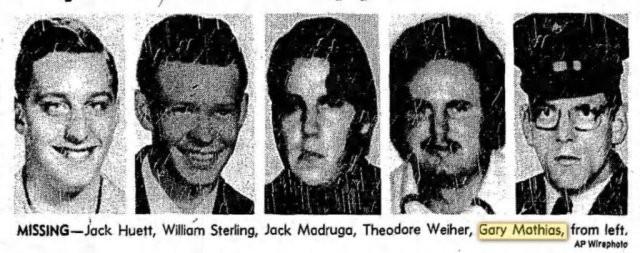 Необычная история гибели пяти мужчин в США (11 фото)
