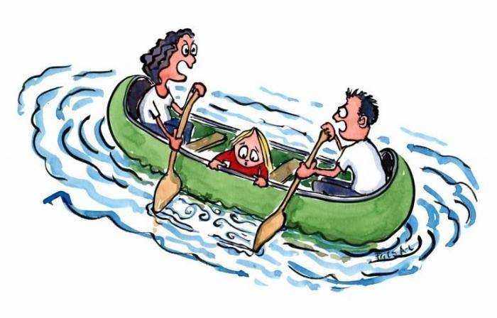 Мудрые способы справиться с конфликтами в семье (2 фото)