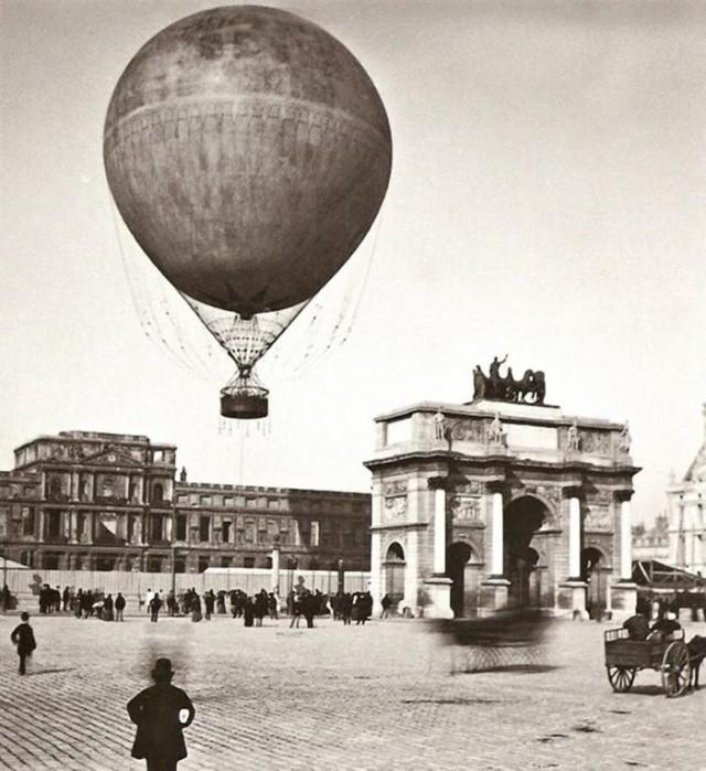 Архивные снимки и моменты из прошлого (20 фото)