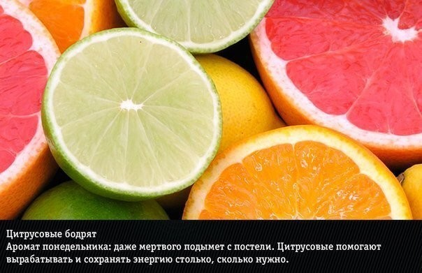 Естественные ароматы, неожиданно меняющие эмоции человека (9 фото)