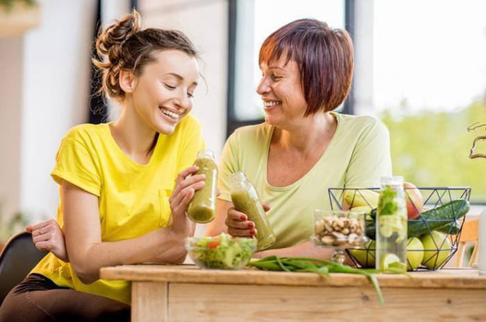 Что нужно менять в питании с возрастом? (2 фото)