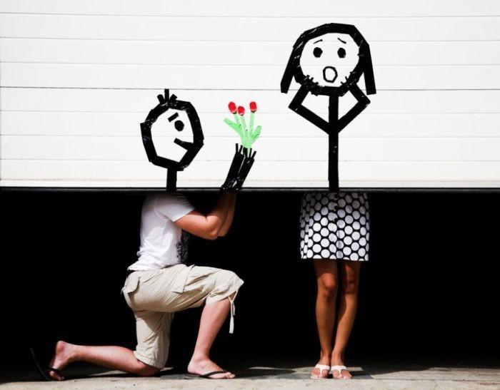 Позитивный креатив (5 фото)