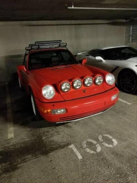 Очень странные автомобили (44 фото)
