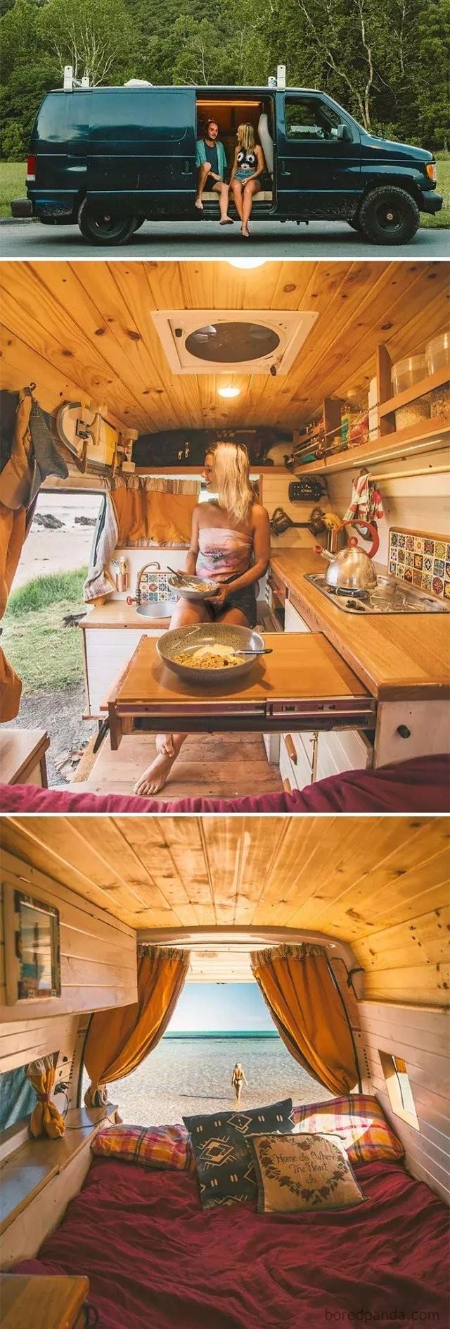 Дома на колесах для путешествий (20 фото)