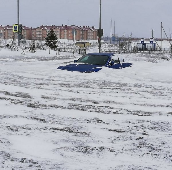 Удивительные снимки с российских просторов (41 фото)
