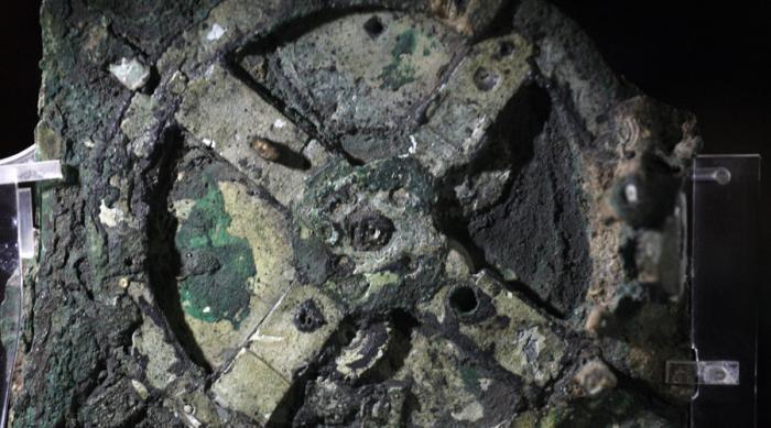 Самый таинственный механизм из древней цивилизации (6 фото)