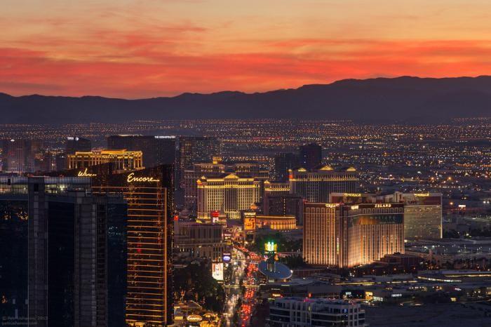 Прогулка по Лас-Вегасу (25 фото)