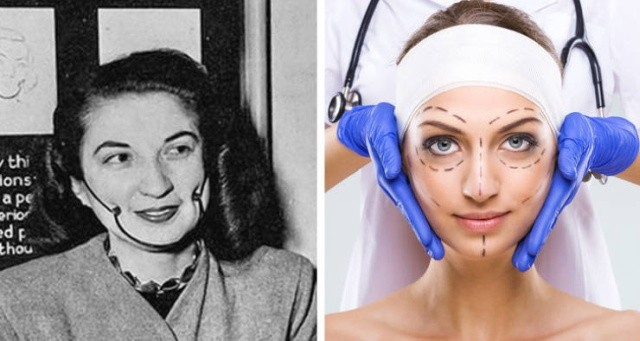 Гаджеты для женщин тогда и сейчас (18 фото)