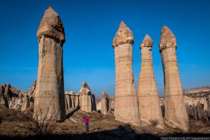 Экскурсия в турецкую Долину Любви (14 фото)