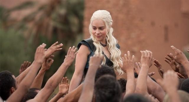 """Как изменилась Дейнерис Таргариен за сезоны """"Игры престолов"""" (39 фото)"""