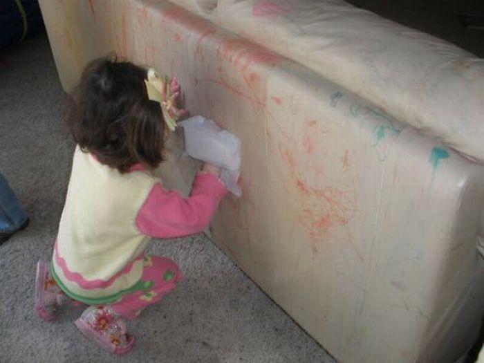 Детскими руками (28 фото)