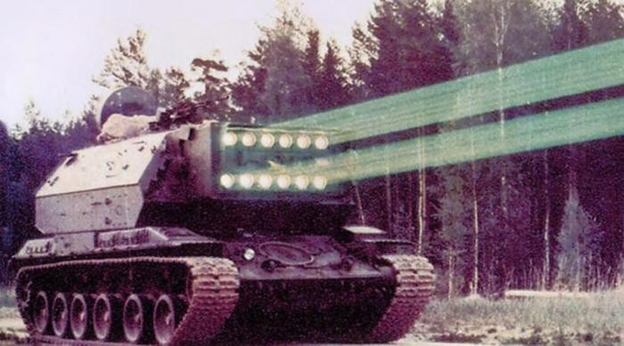 Засекреченные проекты СССР (5 фото)
