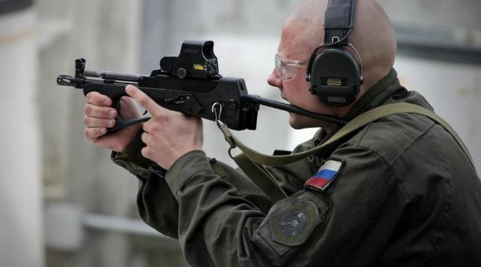 Оружие российского спецназа (10 фото)