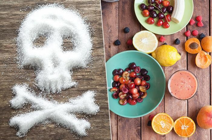 7 причин отказаться от сахара (2 фото)