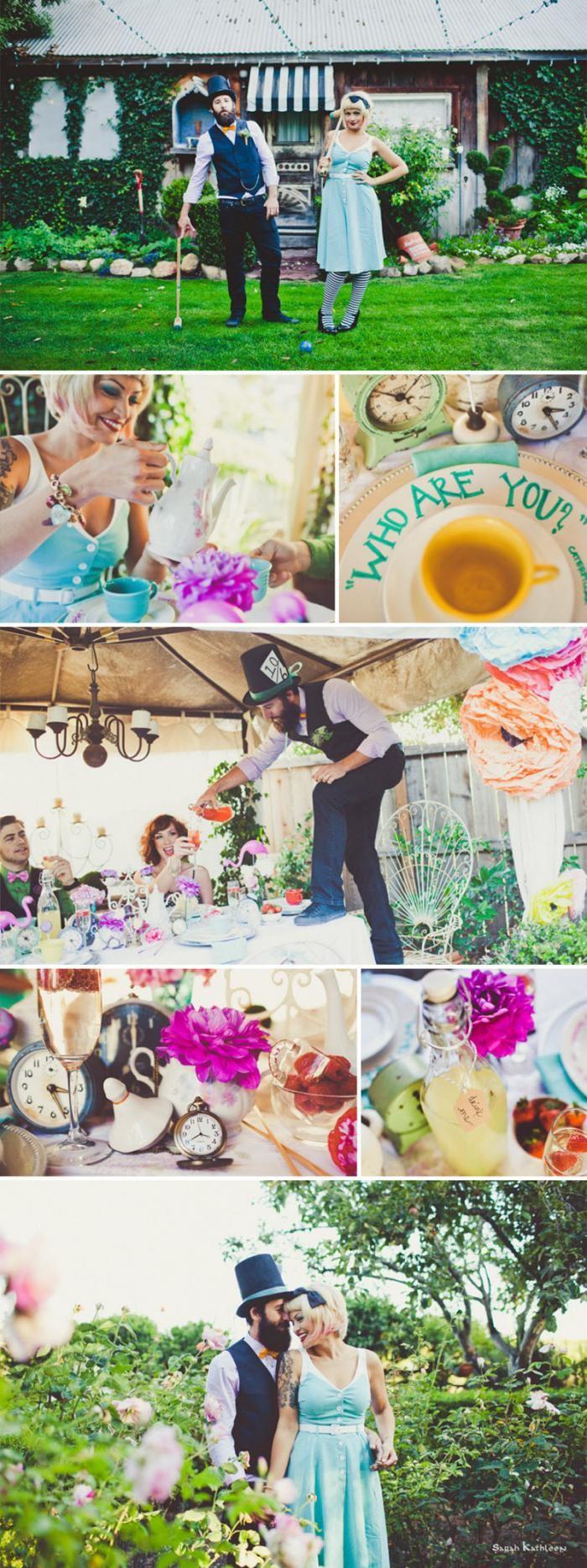 16 самых крутых тематических свадеб (16 фото)