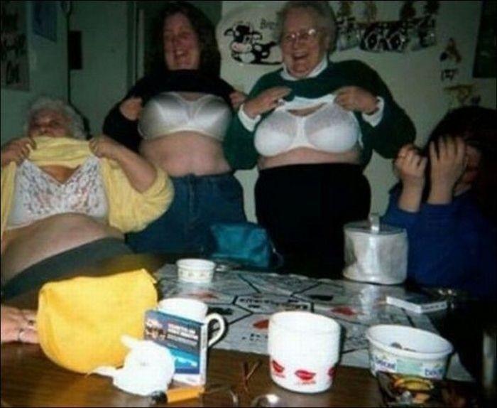 Зажигательные бабушки (19 фото)