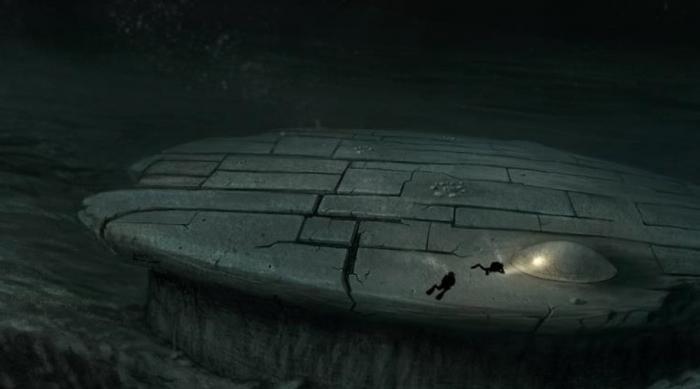 Загадки из глубины океана, которые ставят в ученых в тупик (6 фото)